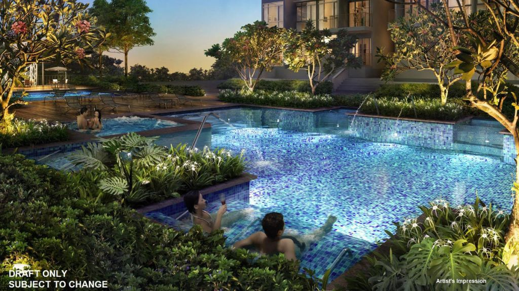 Wandervale by Sim Lian Group . Developer for Treasure Crest Condo